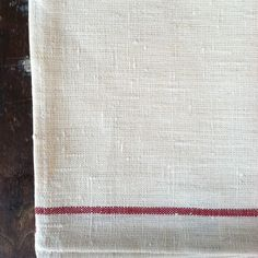 Thick Linen Kitchen Cloth $15