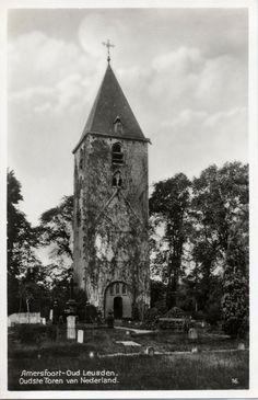 Former church tower, Oud-Leusden