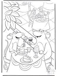 Billedresultat for Ratatouille Coloring Pages