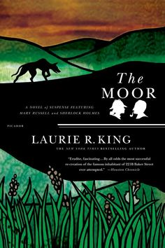 """The Moor""  ***  Laurie R. King  (1998)"