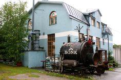 Dynamokeskus Bonk on museo Uudessakaupungissa, jossa esitellään kuvitteellisen Bonk Business Inc tai O.y. Bonk A.b. yhtiön historiaa