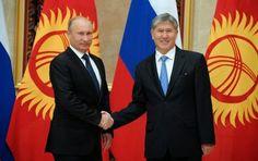 Kirguistán aspira unirse a la Unión Aduanera este año   Soy Armenio