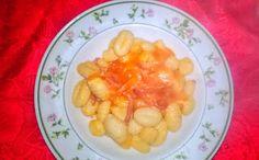 lericettediziasara: gnocchi zucca e spek ( potato dumplings with pumpk...