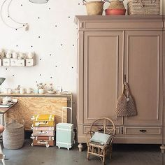 Olli ella p quot;we have the sweetest stockists what a space! linnenkast eva 1 1504 041 old basics Baby Room Decor, Room Decor Bedroom, Teen Bedroom, Bedroom Ideas, Wall Decor, Kids Bedroom Furniture, Kids Decor, Home Decor, Decor Ideas