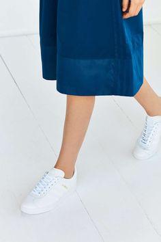 adidas Leather Gazelle Sneaker