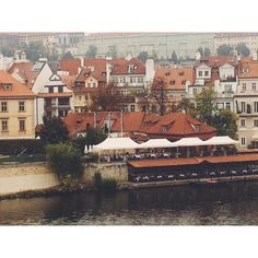 """©HonestMag  """"#Prague is the greatest city in the world! (Except for Seattle of course). #prague #czechrepublic #bohemia"""""""