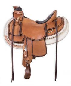 Horse Gear Innovations Shop - Wade Saddle Custom made 6