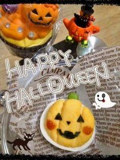 「【ハロウィン】ゆで卵でハロウィンかぼちゃ」まいまい | お菓子・パンのレシピや作り方【corecle*コレクル】