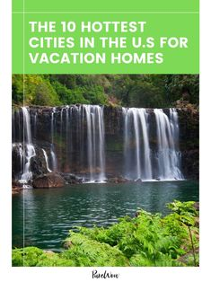 While most people will be looking to do some serious revenge traveling this summer, Realtor.com revealed that others are buying vacation homes to help them escape the chaos of the past year. Find out the ten hottest cities in the U.S. for vacation homes below. #city #cities #vacationhomes