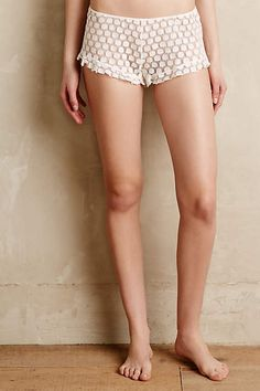 Only Hearts Dotted Tier Shorts - anthropologie.com #anthrofave