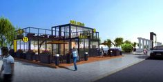 Shipping Container Restaurant (27)