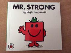 Mr String Little Miss Books, Cover, Blanket