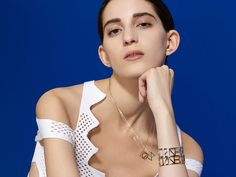 One of the highlights of the upcoming fall fashion season is the collaboration between Swedish retailer H&M and Parisian fashion house Kenzo. Jewelry from the Kenzo Collection
