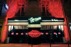 Welcome to the legendary cabaret Crazy Horse Paris Crazy Horse Paris, Le Crazy Horse, Gothic Corset, Gothic Steampunk, Steampunk Clothing, Victorian Gothic, Steampunk Fashion, Gothic Lolita, Gothic Fashion