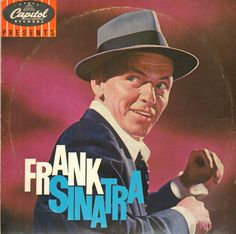 frank sinatra capitol records present only cover capitol germany k