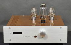 Lampizat0r Golden Gate DAC Valve Amplifier, High End Audio, Audiophile, Golden Gate, Modern, Vintage, Projects, Trendy Tree, Vintage Comics