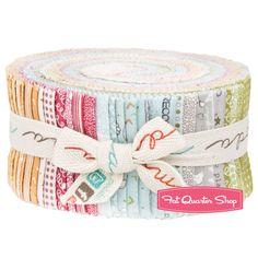Noteworthy Jelly Roll Sweetwater for Moda Fabrics
