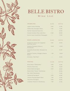 How to design a restaurant menu for both style and function – Learn