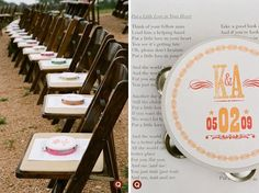 You searched for tambourine - Once Wed Modern Wedding Favors, Wedding Favours, Wedding Programs, Wedding Blog, Wedding Ideas, Wedding Stuff, Party Favors, Wedding Seating, Party Wedding