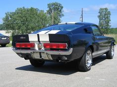 1967 Ford Mustang Shelby GT500 Fastback Ford Gt500, Ford Mustang Shelby Gt500, Ford Mustang Forum, Classic Mustang