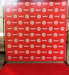 8 x 8 vinyl banner with stand and red carpet😘  #stepandrepeat #stepandrepeats #stepandrepeatbanner #stepandrepeatbackdrops #Banner#Banners#Custombanner#Vinylbanner#vinylbanners#lasvegas#lasvegasthebestbannercompany#convention#conventionbanner#lasvegasconventionbanner#fabricbanner#fabricbanners#stepandreapeat #bannerstand #redcarpet#UV #UVprint #UVprinting #Red #Target