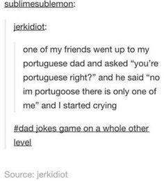 New Dad Joke