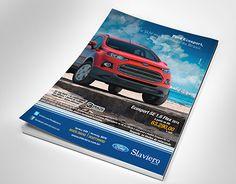 Anúncio Revista - Ford Slaviero