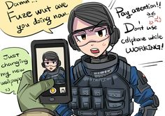 Rainbow Six Siege Memes, Rainbow 6 Seige, Rainbow Six Siege Art, Tom Clancy's Rainbow Six, Transformers Soundwave, Red Redemption 2, Anime Monsters, Anime Military, Really Funny Memes