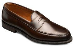 Cordovan Leather Loafers from Allen Edmonds