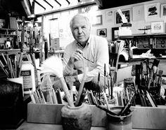 Earl Thollander, Napa Valley artist