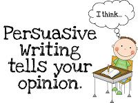 Fun in First Grade: Persuasive Writing Freebie