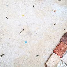 dodoさんの、水で固まる防草砂で、土面をカバー。,小径,ガーデニング初心者,DIYレンガ敷き,玄関/入り口,のお部屋写真