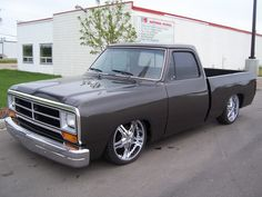 . Old Dodge Trucks, Dodge Pickup, Chevy Pickup Trucks, Dodge Cummins, Cool Trucks, Chevy Trucks, Dropped Trucks, Lowered Trucks, Dodge Vehicles