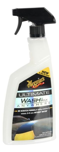 Meguiars Ultimate Wash and Wax Anywhere combines all the benefits of a wash and wax into a spray on detailer. Part Number: G3626. Need Help?. CAR CARE & CLEANING. WA, regional and remote areas may take longer. | eBay!