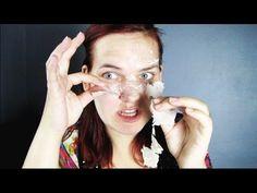 DIY Peeloff Gezichtsmasker Met Eiwit en Toiletpapier !?   ONZIN OF ZINNIG BEAUTY PIN - YouTube