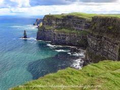 Cliffs of Moher, Ireland. My little white home by Nadine: Gastvrij Ierland