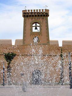 Castillo- Fortaleza. Santa Pola. Alicante. España.