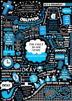 the fault in our stars fan art. #tfios