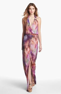 Young, Fabulous & Broke 'Garnet' Maxi Dress available at #Nordstrom