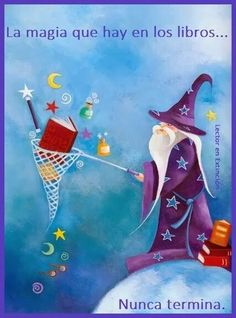 The Magic That is in Books! I Love Books, Books To Read, My Books, I Love Reading, Kids Reading, Illustrations, Book Illustration, Baba Yaga, World Of Books