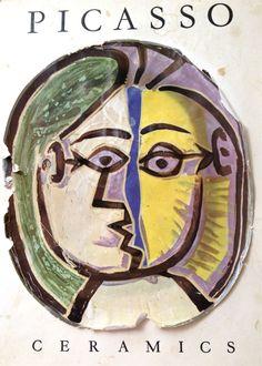 love him; breath of simplicity A Book of Picasso Ceramics