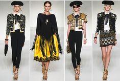 Moschino: Moda Goyesca