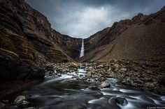 Hengifoss by Laurent Trucchi on 500px