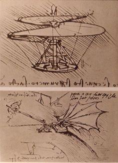 Leonardo da Vinci helicopter and lifting wing - Léonard de Vinci — Wikipédia Leonardo Da Vinci Pinturas, Leonardo Da Vinci Inventos, Leonardo Da Vinci Dibujos, Michelangelo, Mona Lisa, Leonardo Da Vinci Zeichnungen, Da Vinci Inventions, Tattoo Machine, Tattoo Drawings
