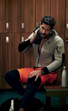 Magic Mike XXL star Joe Manganiello proves that all these fancy new workout clothes can be used to, you know, work out Joe Manganiello Workout, Joe Maganiello, Gq Usa, Today's Man, Gents Fashion, Workout Guide, Jason Momoa, Gym Wear, Gorgeous Men