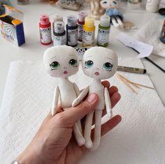Gingermelon Dolls: LolliPoppets Pattern Giveaway!!