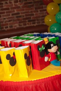 Mickey Mouse Clubhouse Birthday Party Ideas | Photo 2 of 42