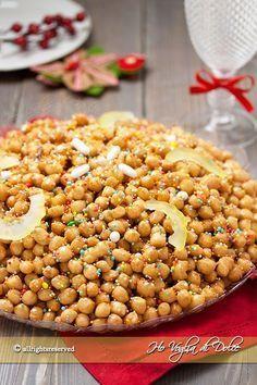 Struffoli napoletani ricetta originale e tradizionale