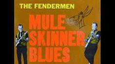 mule skinner blues - YouTube