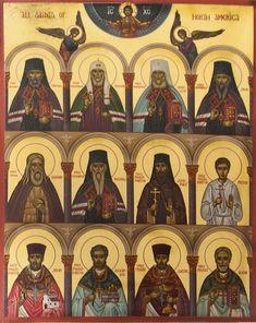Saint John Maximovitch Eastern Orthodox Web Page